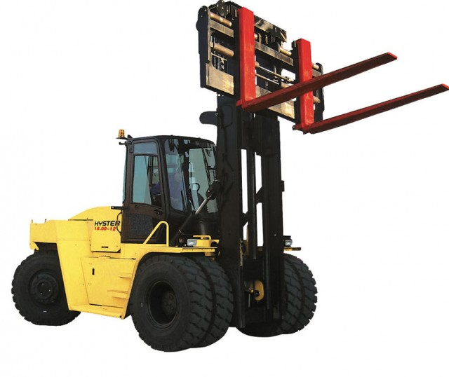 Forklifts for Heavy Freight Handling