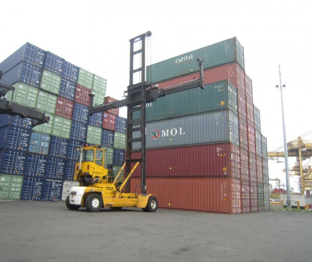 Empty Container Handling Forklifts